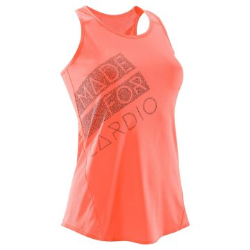 Domyos Sport top Energy dames voor fitness