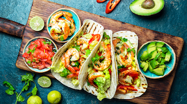 Foodtrends Mexicaans keuken